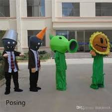 Plants Zombie Halloween Costumes Minute Halloween Costume Ideas Kids Halloween