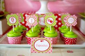 strawberry shortcake party supplies strawberry shortcake birthday party theme birthday party ideas