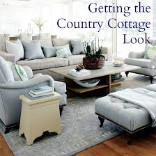 Modern Country Homes Interiors Getting The Country Cottage Look Cottage Interiors Modern