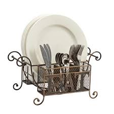 Silverware Caddy For Buffet by Buffet Caddy Napkin Plate And Flatware Holder Walmart Com