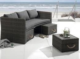 canape resine exterieur canape resine tressee exterieur 7 50 meubles de jardin pas