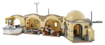 amazon com lego star wars 75052 mos eisley cantina building toy