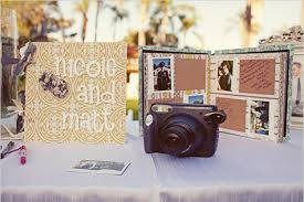 vintage guest book polaroid guestbook wedding style inspiration