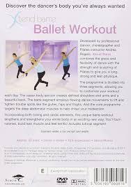amazon com xtend barre ballet workout dvd movies u0026 tv