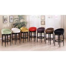 24 Inch Bar Stool With Back Bar Decor Bar Stools Low Back For Your Bar Counter Design