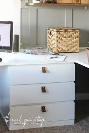 How To Organize An Office Desk by Office Archives The Wood Grain Cottage