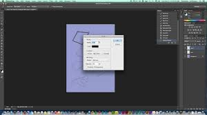 clean lines creating clean lines in photoshop youtube