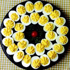 deviled egg tray order food online united crab and seafood llc