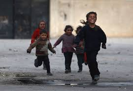 unicef siege gulftoday ae children increasingly used as weapons of war unicef