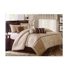 Tan Comforter 14 Piece Comforter Set Size King Tan Samsclub Com Auctions