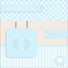 baby shower invitation for baby boy polka dot and stripe