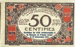 chambre de commerce 91 banknotes emergency notes 06 chambre de commerce