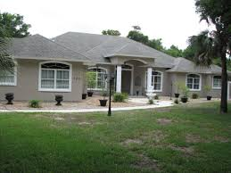 exterior paint colors for florida stucco homes trim red brick in