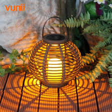 Tiki Solar Lights by Outdoor Candle Lantern Lights Promotion Shop For Promotional