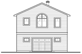 garage plans home design 3954 v1