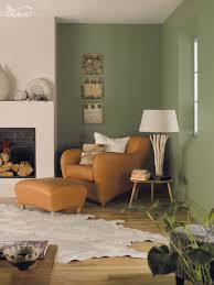 Our Inviting Living Room Benjamin by Warm Sage Green Living Room With Rusty Orange See Website For