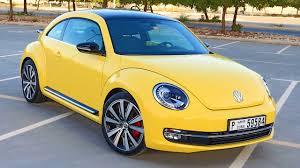 old volkswagen yellow 2015 volkswagen beetle test drive youtube