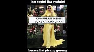 Ramadhan Meme - kumpulan meme puasa ramadhan indonesia youtube