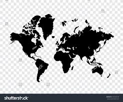 World Map Images World Map Stock Vector 102334168 Shutterstock