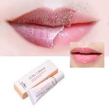 Lip Scrub new exfoliating lip scrub care propolis lip skin