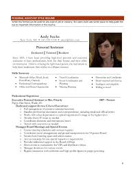Professional Format Resume Private Service Resume Template Book
