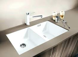 porcelain kitchen sink undermount kohler undermount porcelain