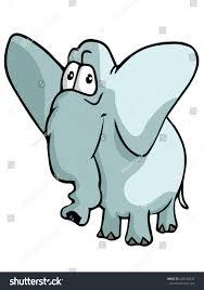 elephant cartoon stock illustration 463345832 shutterstock