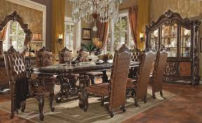 Traditional Dining Room Tables Marlyn Traditional Style Dining Table Set