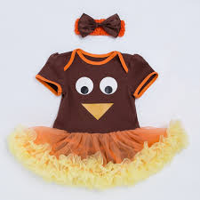 yk loving newborn thanksgiving baby clothes orange
