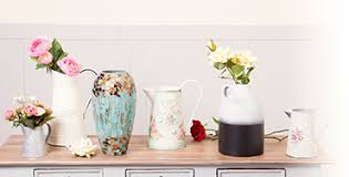 decorative pitcher jugs and vases
