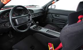 porsche race car interior porsche 944 turbo cup fast classics