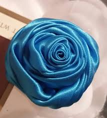 teal roses 100pcs deluxe satin roses diy bridal bouquets satin 003 bouquets