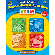 year round project based activities for stem prek k tcr3024