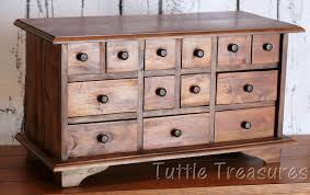 Vintage Pharmacy Cabinet Vintage Style Apothecary Cabinet Antique Reproduction Spice Chest