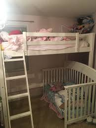 Crib Bunk Bed Bunk Bed And Crib Baby In Aberdeen Wa Offerup