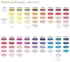 vintage oil pastels set of 48 grumbacher pastels via etsy