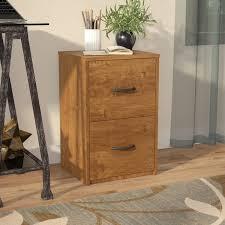 furniture file cabinets wood symple stuff 2 drawer file cabinet reviews wayfair