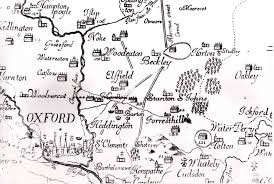 Map Of Oxford England by Maps
