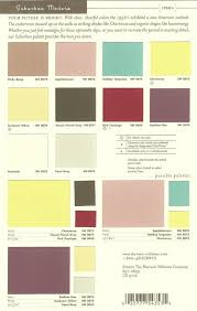 pink paint colour chart glass magnet paint colors burnt sienna