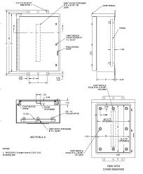 custom junction boxes for connecting large or multiple conductors