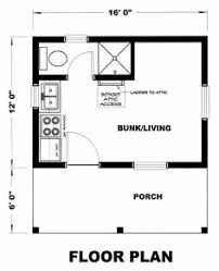 floor plans for small cabins historic shed tiny cottage floor plan 320 sq ft 16 x 20
