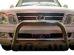 lexus lx470 year 2000 98 07 lexus lx470 bull bar front bumper protector guard s s