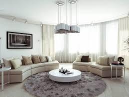canapé circulaire canapé demi lune et canapé rond 55 designs spectaculaires canapé