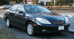 black lexus 2006 file 02 03 lexus es300 jpg wikimedia commons
