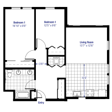 10 x 10 square feet floorplans u2013 woodlands at stonebrook