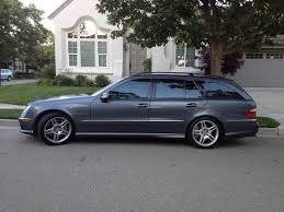 2006 mercedes e55 amg for sale fs 2006 e55 amg wagon mbworld org forums