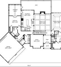 house plan dewy rose sl1842 by southern living house open floor