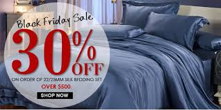 black friday bedding cyber monday sale luxurious silk bedding deals from lilysilk