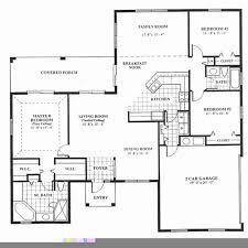 Floor Plan Elegant line House Plans Luxury