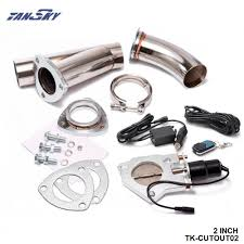 compare prices on electric exhaust cutout online shopping buy low